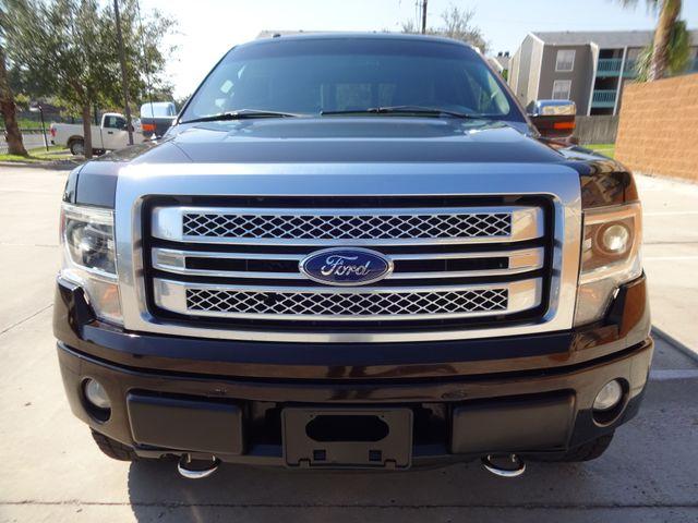 2013 Ford F-150 Platinum Corpus Christi, Texas 6