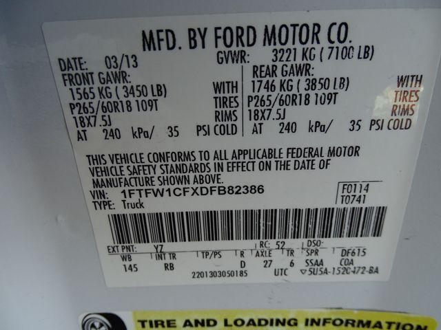 2013 Ford F-150 FX2 Corpus Christi, Texas 47
