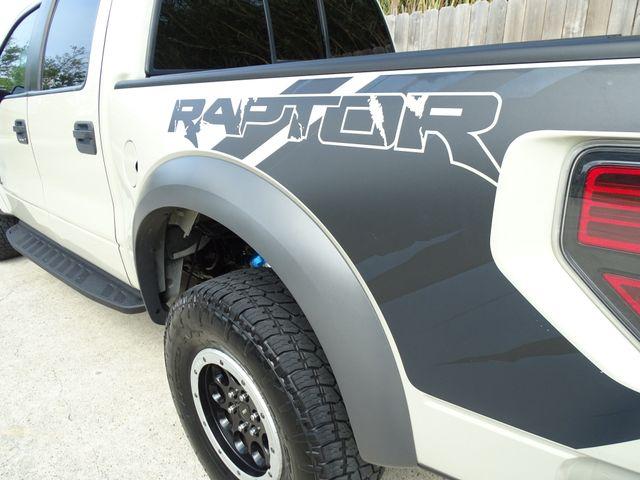 2013 Ford F-150 SVT Raptor Corpus Christi, Texas 13