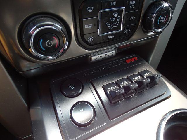 2013 Ford F-150 SVT Raptor Corpus Christi, Texas 43