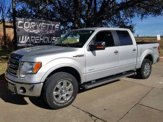 2013 Ford F-150 Lariat 4x4 Crew Cab, NAV, Towing, Chromes 81k! | Dallas, Texas | Corvette Warehouse  in Dallas Texas