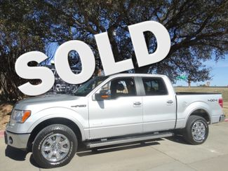 2013 Ford F-150 Lariat 4x4 Crew Cab, NAV, Towing, Chromes 83k! | Dallas, Texas | Corvette Warehouse  in Dallas Texas
