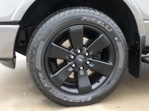 2013 Ford F-150 4WD SuperCab FX4 w/ FXAppearance/Sunroof/20s  in Des Moines, IA