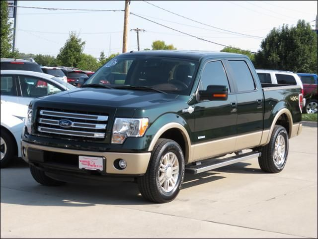 2013 Ford F-150 4WD SuperCrew King Ranch in Des Moines IA