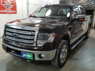 2013 Ford F-150 Lariat Ecoboost  long bed  city ND  AUTORAMA Auto Sales  in , ND
