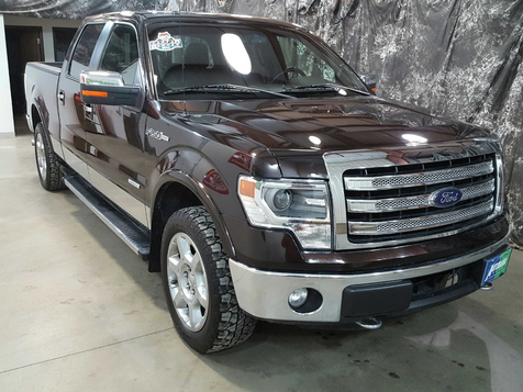 2013 Ford F-150 Lariat Ecoboost  long bed in , ND