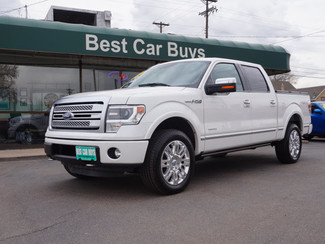 2013 Ford F-150 Platinum Englewood, CO