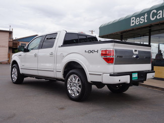 2013 Ford F-150 Platinum Englewood, CO 2