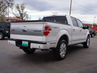 2013 Ford F-150 Platinum Englewood, CO 4