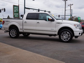 2013 Ford F-150 Platinum Englewood, CO 5