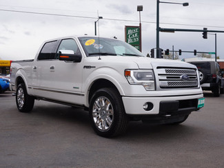 2013 Ford F-150 Platinum Englewood, CO 6