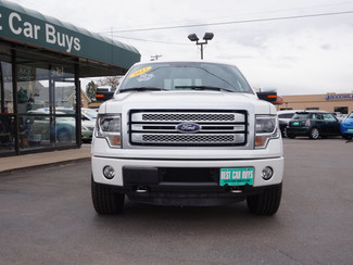 2013 Ford F-150 Platinum Englewood, CO 7