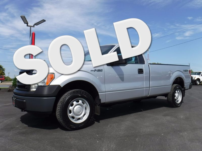 2013 Ford F-150 Regular Cab Long Bed XL 4x4 in Ephrata PA