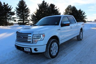2013 Ford F-150 Platinum in Great Falls, MT