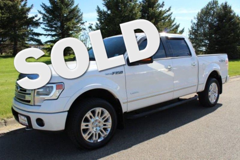 2013 Ford F-150 FX4  city MT  Bleskin Motor Company   in Great Falls, MT