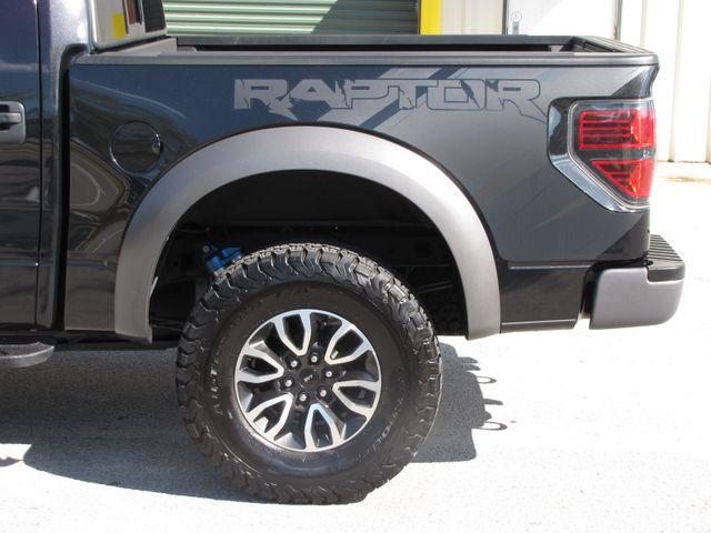2013 Ford F-150 SVT Raptor Roush Supercharged Jacksonville , FL 9