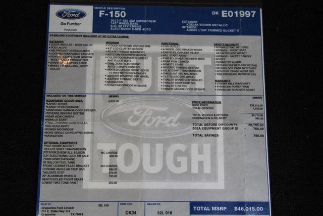 2013 Ford F-150 Lariat Jacksonville , FL 54