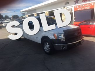 2013 Ford F-150 XL EX 4X4 w/HD Payload Pkg long bed La Crescenta, CA