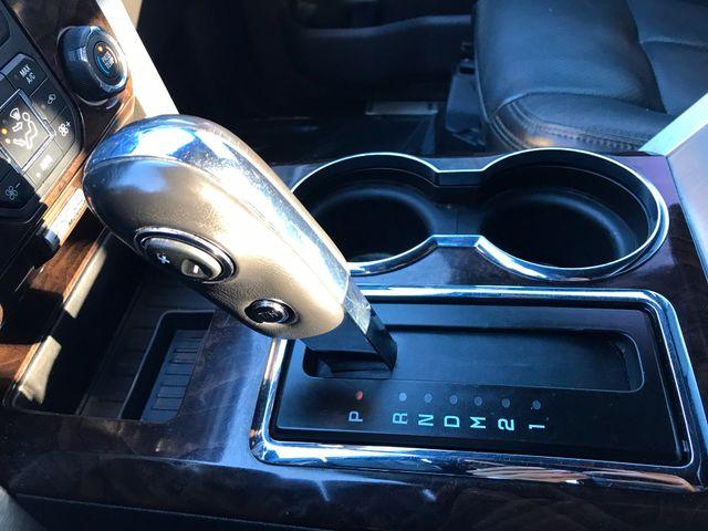 2013 Ford F-150 Platinum Leesburg, Virginia 34