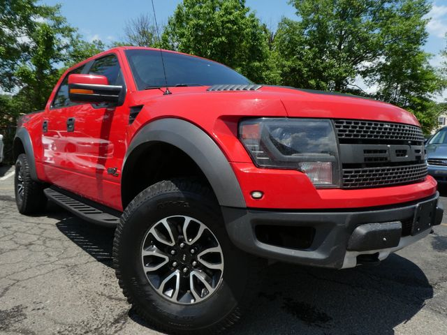 2013 Ford F-150 SVT Raptor Leesburg, Virginia 1