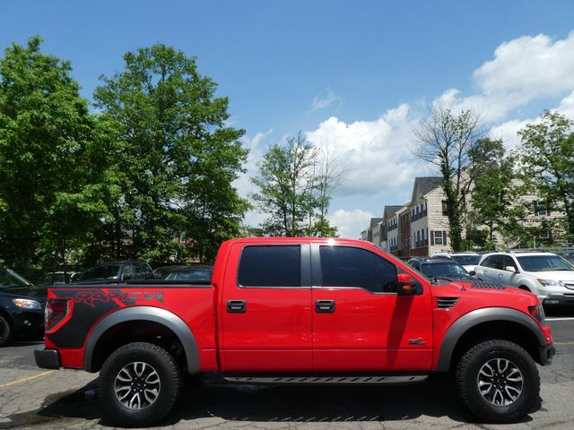 2013 Ford F-150 SVT Raptor Leesburg, Virginia 4