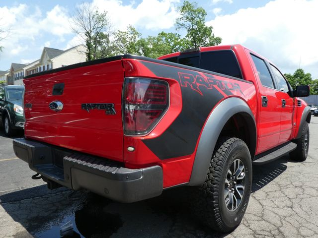 2013 Ford F-150 SVT Raptor Leesburg, Virginia 2
