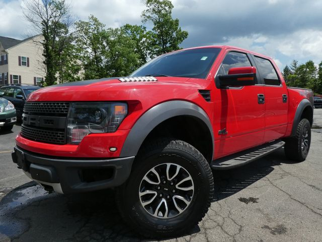 2013 Ford F-150 SVT Raptor Leesburg, Virginia 0