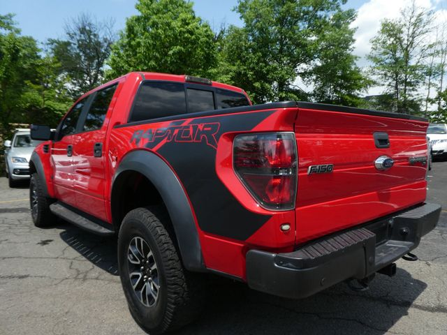 2013 Ford F-150 SVT Raptor Leesburg, Virginia 3