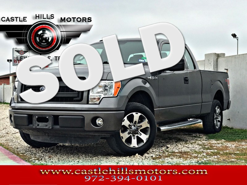 2013 Ford F-150 **INCLUDES 2 YRS FREE MAINTENANCE** STX in Lewisville Texas