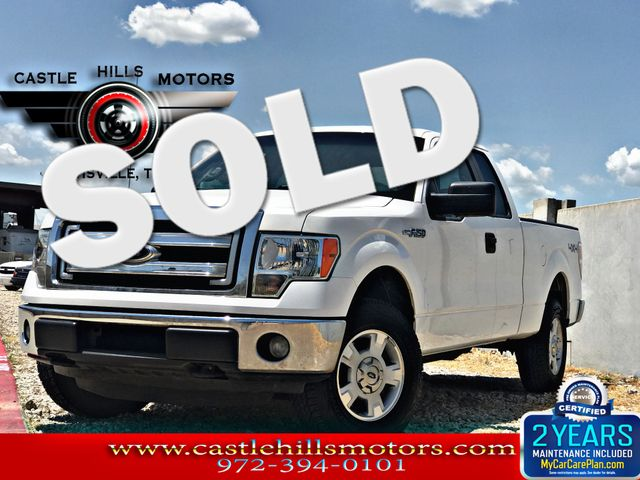 2013 Ford F-150 XLT | Lewisville, Texas | Castle Hills Motors in Lewisville Texas