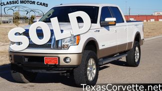 2013 Ford F-150 in Lubbock Texas