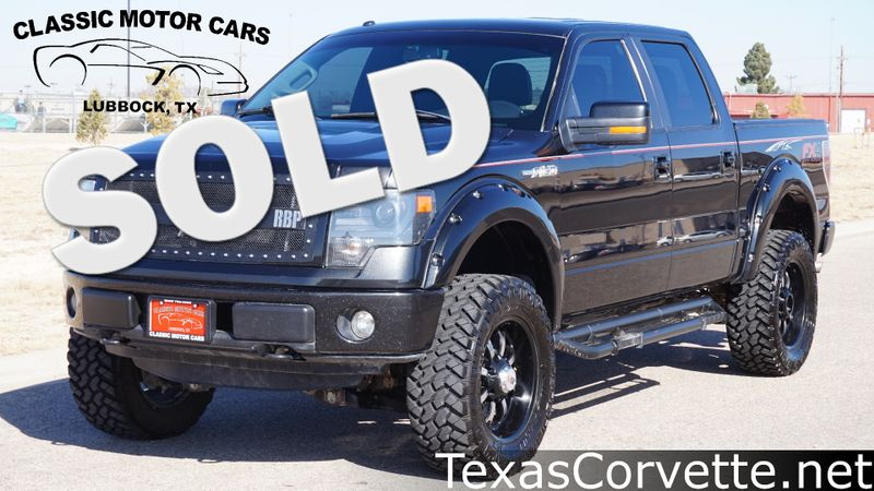 2013 Ford F-150 FX4 | Lubbock, Texas | Classic Motor Cars