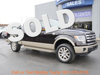 2013 Ford F-150 King Ranch in  Tennessee