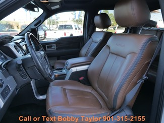 2013 Ford F-150 Platinum in Memphis, Tennessee