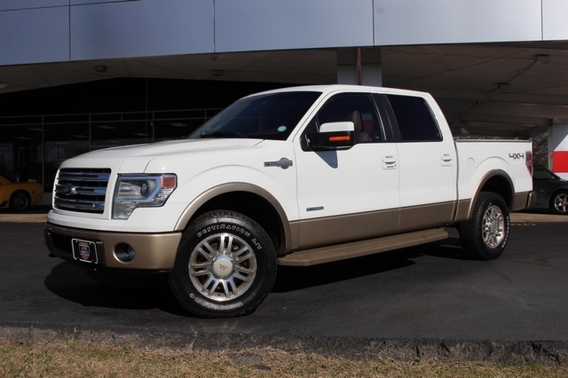 2013 Ford F-150 King Ranch LUXURY EDITION SuperCrew 4x4 Mooresville , NC 35