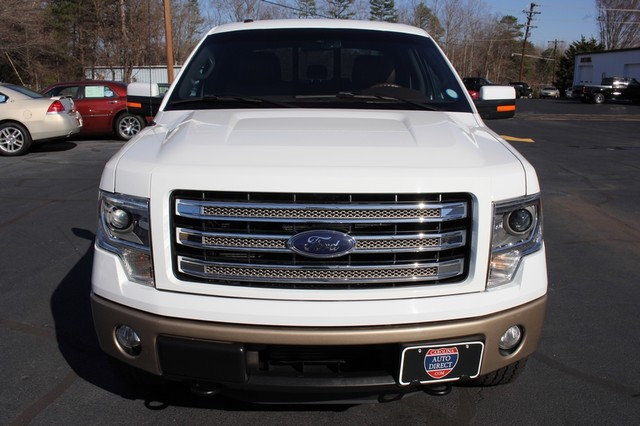 2013 Ford F-150 King Ranch LUXURY EDITION SuperCrew 4x4 Mooresville , NC 12