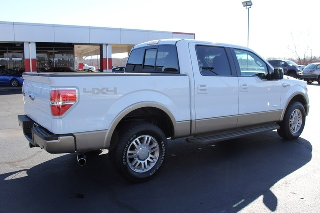2013 Ford F-150 King Ranch LUXURY EDITION SuperCrew 4x4 Mooresville , NC 19