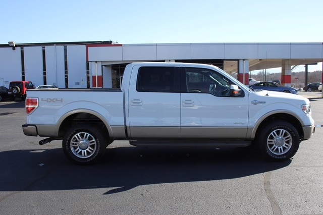 2013 Ford F-150 King Ranch LUXURY EDITION SuperCrew 4x4 Mooresville , NC 10