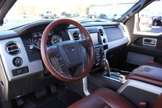 2013 Ford F-150 King Ranch LUXURY EDITION SuperCrew 4x4 Mooresville , NC 36