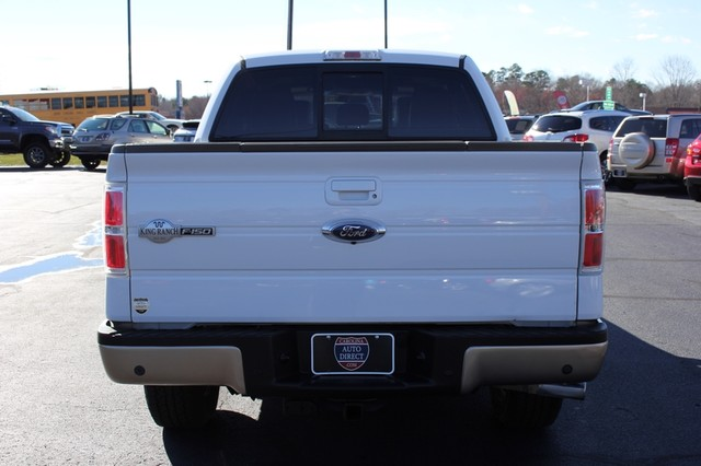 2013 Ford F-150 King Ranch LUXURY EDITION SuperCrew 4x4 Mooresville , NC 13