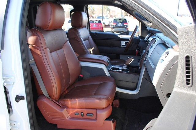 2013 Ford F-150 King Ranch LUXURY EDITION SuperCrew 4x4 Mooresville , NC 9