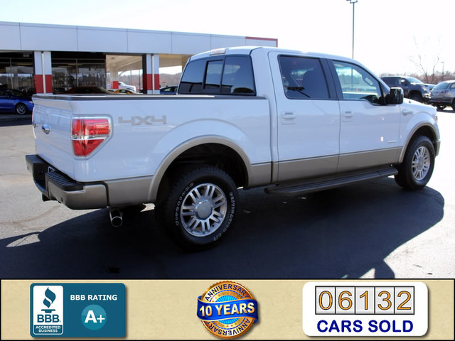 2013 Ford F-150 King Ranch LUXURY EDITION SuperCrew 4x4 Mooresville , NC 1
