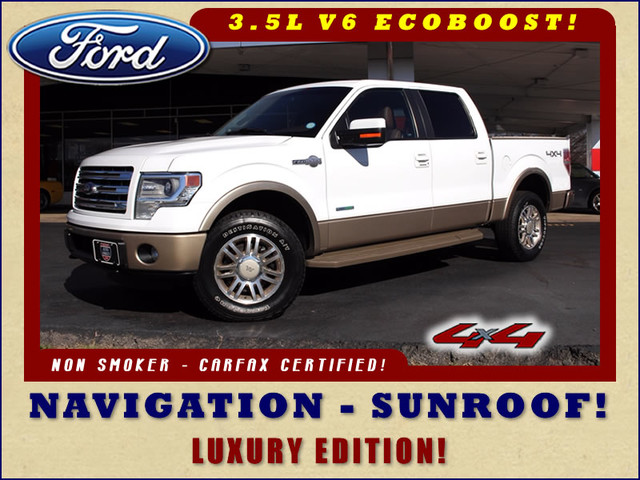 2013 Ford F-150 King Ranch LUXURY EDITION SuperCrew 4x4 Mooresville , NC 0