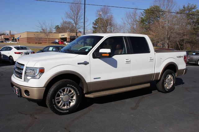 2013 Ford F-150 King Ranch LUXURY EDITION SuperCrew 4x4 Mooresville , NC 18