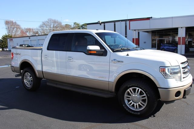 2013 Ford F-150 King Ranch LUXURY EDITION SuperCrew 4x4 Mooresville , NC 17