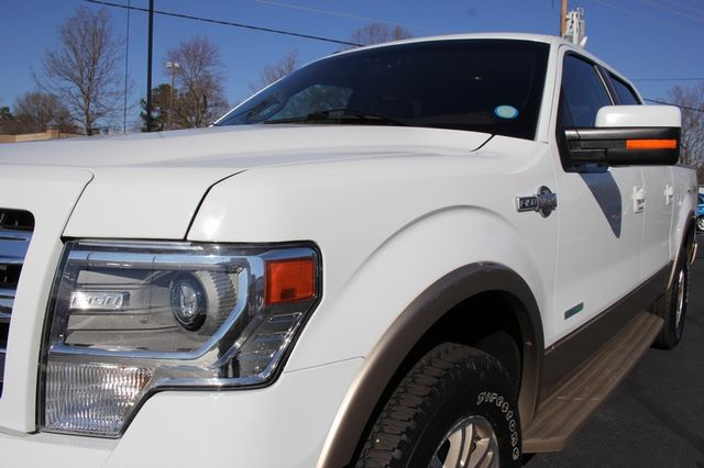 2013 Ford F-150 King Ranch LUXURY EDITION SuperCrew 4x4 Mooresville , NC 21