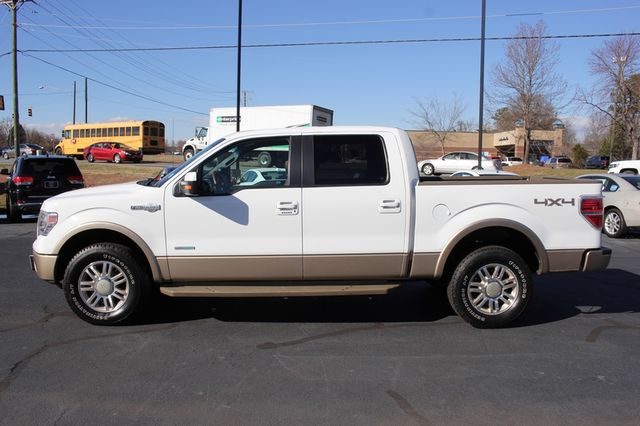 2013 Ford F-150 King Ranch LUXURY EDITION SuperCrew 4x4 Mooresville , NC 11
