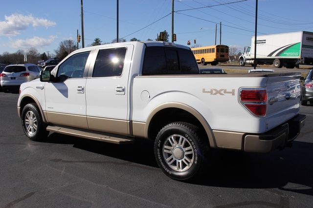 2013 Ford F-150 King Ranch LUXURY EDITION SuperCrew 4x4 Mooresville , NC 20