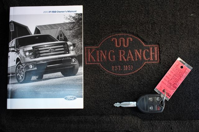 2013 Ford F-150 King Ranch LUXURY EDITION SuperCrew 4x4 Mooresville , NC 15
