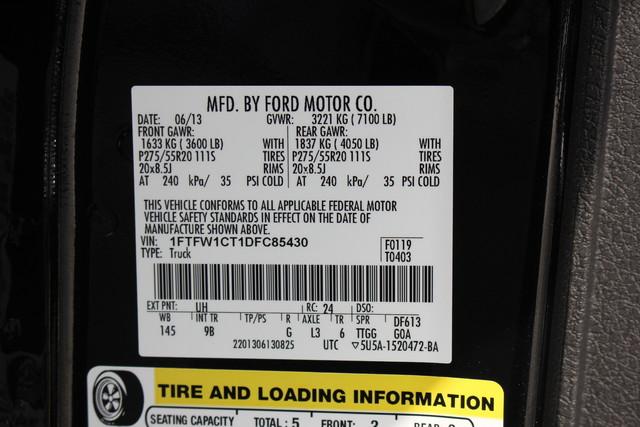 2013 Ford F-150 Platinum Mooresville , NC 13